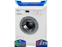 Miele Washer Dryer, 1600 Mega Spin, Top German Tech, 6Kg, Factory Refurbished inc 6 Months Warranty