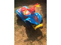 Paw patrol 6v battery operated quad bike toddler toy