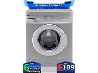 Beko Washing Machine, Slimline, Mini Wash, 1100 spin, Factory Refurbished inc 6 Months Warranty