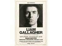 2 x Liam Gallagher Tickets