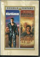 Double Feature: The Road Warrior, Mad Max Thunderdome (DVD)