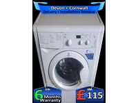 Indesit Mega 1400 spin, Fast Wash, LCD, A Class, Fully Reconditioned inc 6 Months Warranty