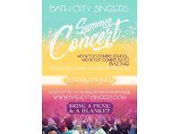 Bath City Singers Summer Concert