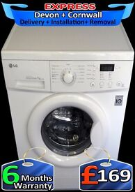 LG Direct Drive, No Belt, Big 7Kg Drum, Fast Wash, A+ , Fully Reconditioned inc 6 Months Warranty