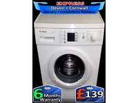 Bosch A+ Rated, Full Lcd, Top washing Machine, Fast 1200, Fully Reconditioned inc 6 Months Warranty