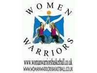 Scottish Women Warriors Wheelchair Basketball