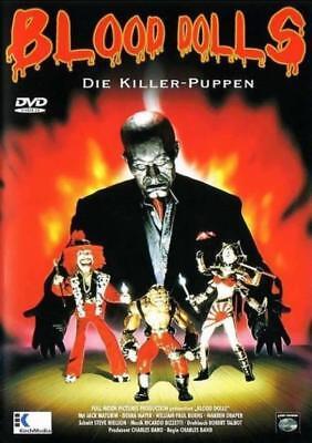 ller-Puppen ( Horrorfilm ) von Charles Band mit Jack Maturin (Jack Von Halloween)