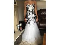 BNWT Bride/Prom/Bridesmaid Dress Size 10