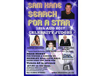 Sam Kane's Search for a Star 2017 Live