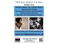 TW12 Jazz Festival - Sunday