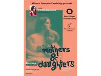 International Women's Day Talk: Mothers & Daughters, a psychoanalytical perspective