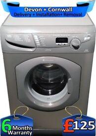 Fast 1400, Big 7Kg, Quick Wash, Hotpoint Washing Machine, Factory Refurbished inc 6 Months Warranty