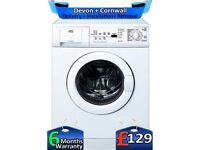 AEG Washing Machine, LCD, Top Spec, Fast 1200, Rapid Wash, Factory Refurbished inc 6 Months Warranty