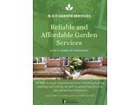 M.D.C Gardening Services