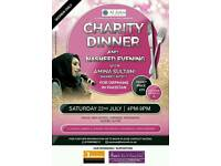 Charity dinner and nasheed evening