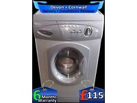 Fast Wash, Fast 1400, Aquarius Model, Hotpoint, Mini Load, Fully Refurbished inc 6 Months Warranty