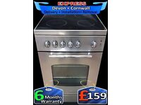 Fan Assisted Oven, Stainless Steel Finish, Bush, Storage, Fully Reconditioned inc 6 Months Warranty