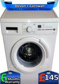 8Kg Drum, Top Tech, Siemens Washing Machine, Fast 1400, Factory Refurbished inc 6 Months Warranty