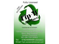 TIP-IT swindon waste removal