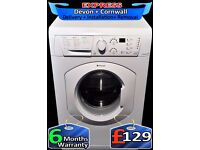 Hotpoint Big 7Kg Drum, Fast 1200, Quick Wash, A+ Rated, Fully Reconditioned inc 6 Months Warranty