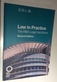 Law in practice, the RIBA legal handbook by John Wevi, Part 3