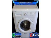 A+, 7Kg Load, Fast 1200, Quick Wash, Beko Washing Machine, Fully Refurbished inc 6 Months Warranty