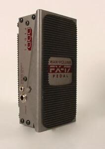 Pédale d'effet Wah-Volume DOD FX-17 (A031295)