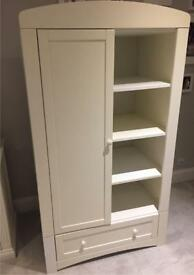 Wardrobe for nursery/child's room