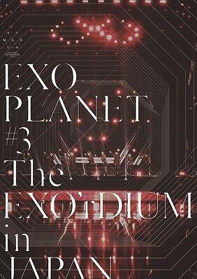EXO [EXO PLANET #3 – The EXO'rDIUM in JAPAN] 2DVD Regular Edition