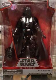 star wars elie series 1st release rare darth vader