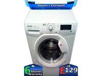 Big 8Kg, Fast 1400, Fast Wash, A+, Hoover Washing Machine, Factory Refurbished inc 6 Months Warranty