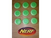 Nerf Vortex Ammo Pack With 9 Foam Discs As New