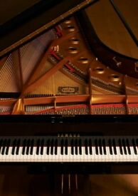 Private Piano Tuition and Spanish Classes