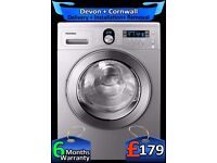 Samsung Eco-Bubble, Top Tech, Fast 1400, Big 8Kg Drum, A+, Fully Refurbished inc 6 Months Warranty