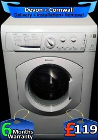 Fast 1400, Rapid Wash, Hotpoint Washing Machine, A+ Rated, Factory Refurbished inc 6 Months Warranty