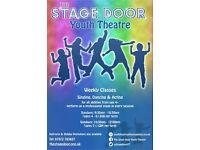 SDYT (stage door youth theatre)