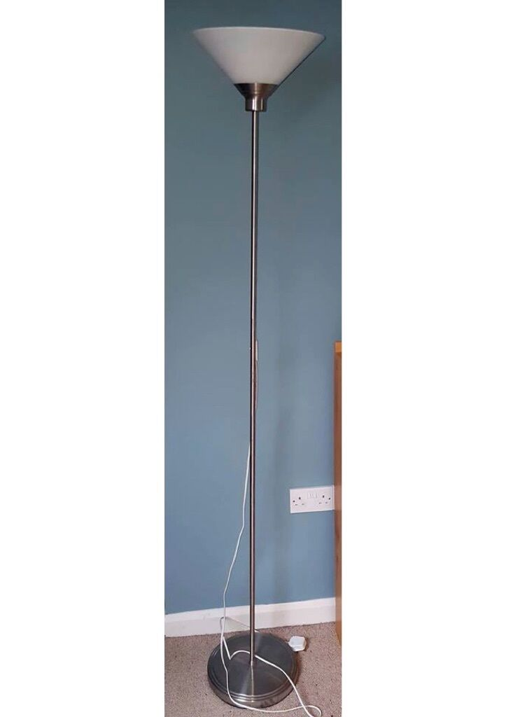 Floor lamp uplighter ikea groby in four winds belfast gumtree floor lamp uplighter ikea groby mozeypictures Image collections
