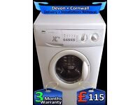 Zanussi 6kg Drum, Fast 1200 spin, Many Features, Fast Wash, Fully Refurbished inc 6 Months Warranty