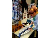 Sewing & Dressmaking Classes - Evenings & Weekends