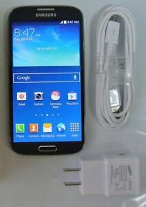 SAMSUNG GALAXY S4 SGH-I337M B64 Black 16GB - UNLOCKED 30 Days Warranty