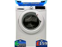 Hoover Washing Machine, 1600 Spin, 8kg Drum, AAA+, Factory Refurbished inc 6 Months Warranty