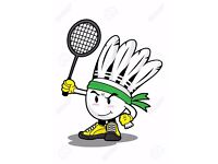 Badminton in Hackney on Friday nights