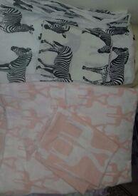 2 sets of single bedding