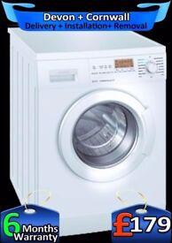 Siemens Washer Dryer, Top Spec, Self Condensing, 5kg Drum, Fully Refurbished inc 6 Months Warranty