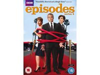 Episodes Series 4 - BBC Double DVD starring Matt Le Blanc