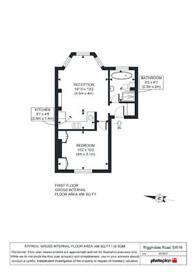 1 bedroom flat in 36 Riggindale Road, Streatham, SW16