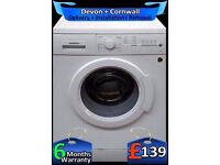 A+ Rated, Touch Control, Fast 1400, Siemens Washing Machine, Fully Refurbished inc 6 Months Warranty