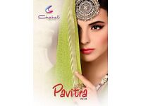 PAVITRA VOL 4 BY CHAHAT CASUAL SAREES WHOLESALE