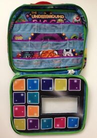 Moshi Monsters Party Bus & Busling Figure Carry Case Holder £3