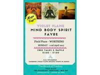Worthing Mind Body Spirit Fayre